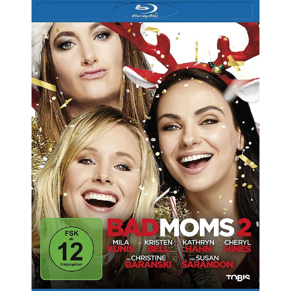 Lucas, Jon - Bad Moms 2 BD