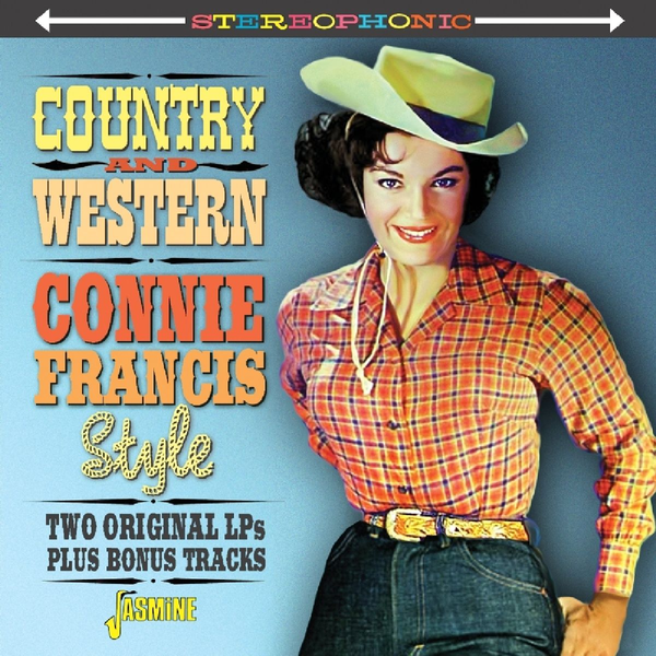 Francis,Connie - Country And Western Connie Francis Style