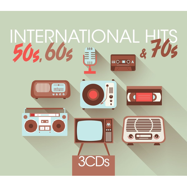 Various - International Hits Of 50s,60s & 70s