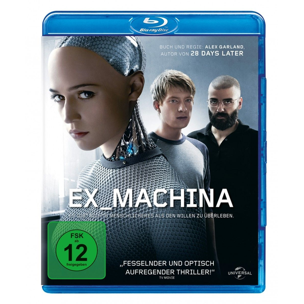 Alex Garland - Ex_Machina
