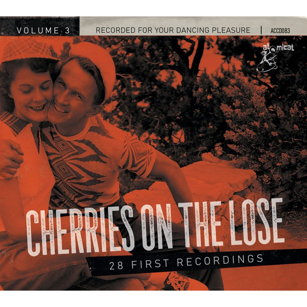 Various - Cherries On The Lose Vol.3-28 First Recordings