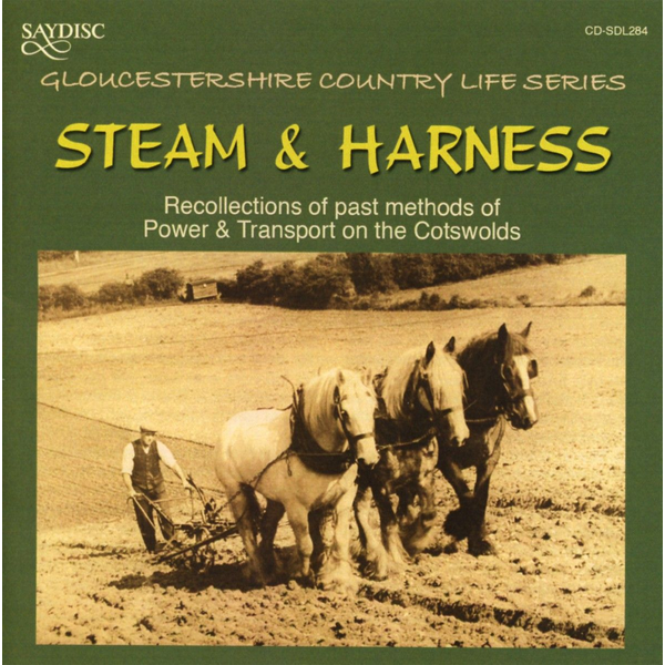 Various - Steam and Harness