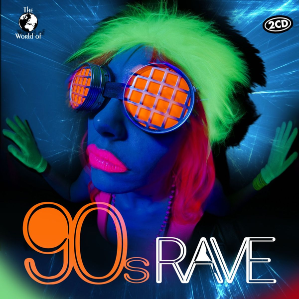 Various - 90s Rave Anthems