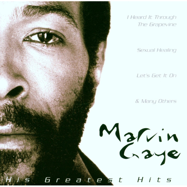 GAYE,MARVIN - HIS GREATEST HITS