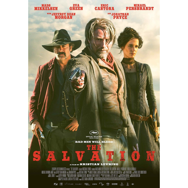 Eva Green - The Salvation (F) - Blu-ray
