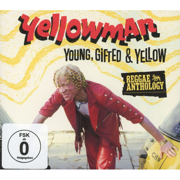 Yellowman - Young,Gifted And Yellow (2CD+DVD)