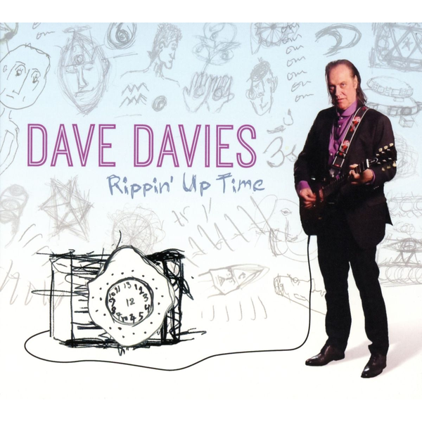 Davies,Dave - Rippin' Up Time