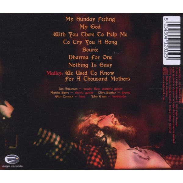 Jethro Tull - Nothing Is Easy:Live At The Isle Of Wight 1970