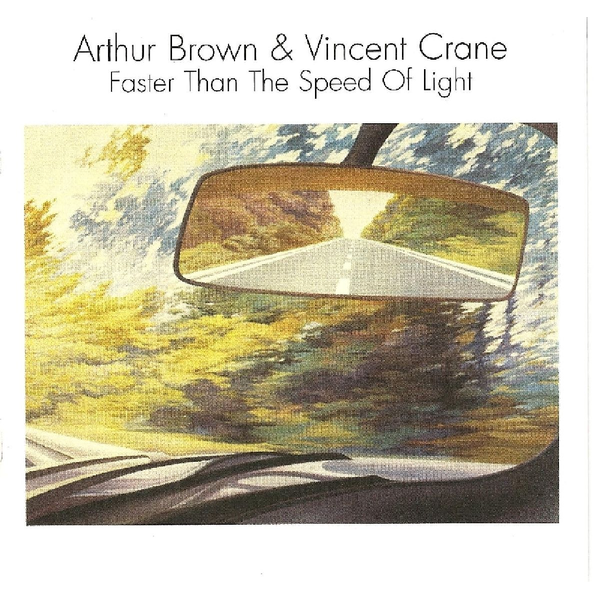 Brown,Arthur - Cherry Red Records Faster Than The Speed Of Light