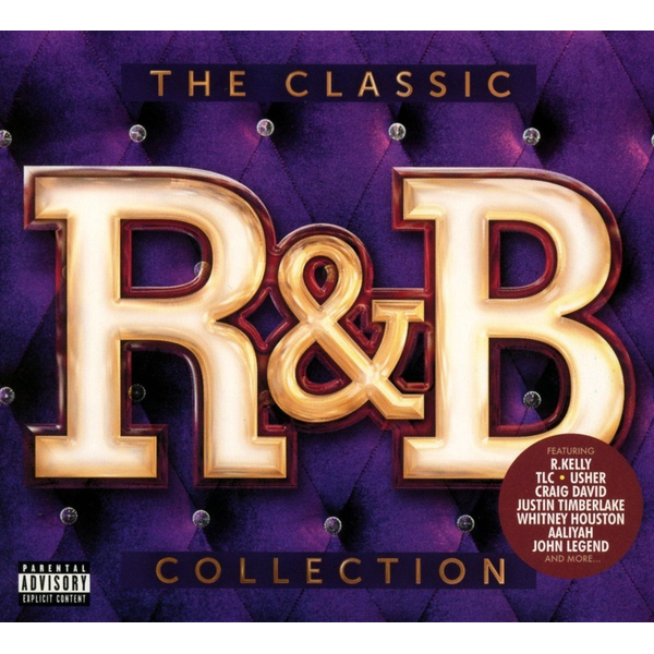 Various - Classic R&B Collection [Sony Music]