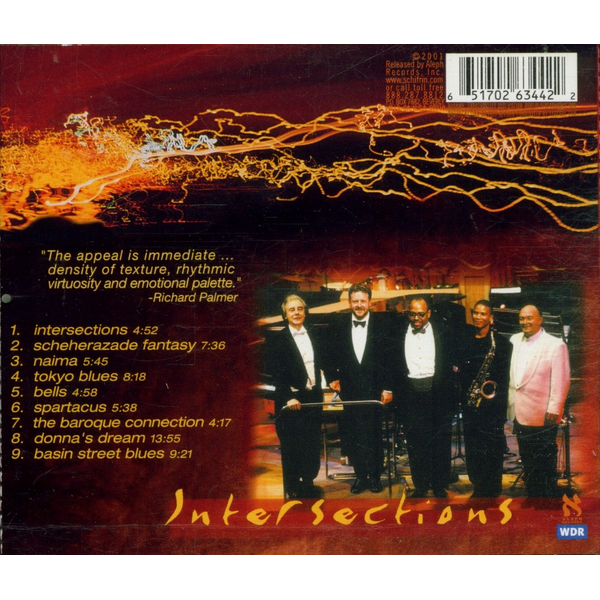 Schifrin,Lalo - Intersections: Jazz Meets the Symphony #5