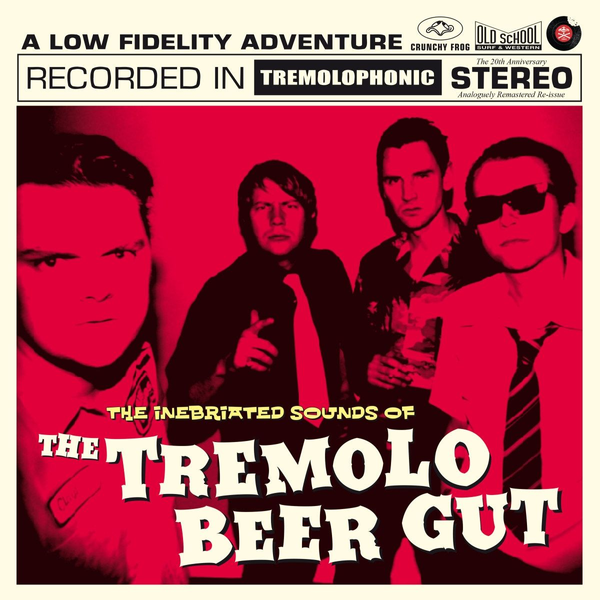 Tremolo Beer Gut,The - The inebriated Sounds of...(Black Vinyl/180gr)