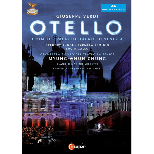 Chung Verdi: Otello [Video]