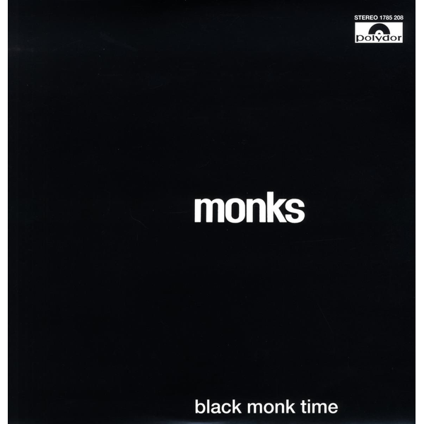Monks,The - Black Monk Time