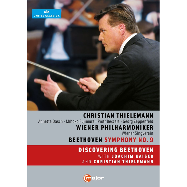 Thielemann,Christian - Beethoven: Symphony No. 9 - Discovering Beethoven [Video]