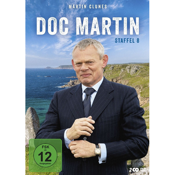 Nigel Cole - Doc Martin-Staffel 8