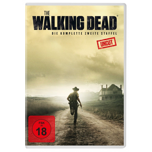Andrew Lincoln,Sarah Wayne Callies - The Walking Dead-Staffel 2