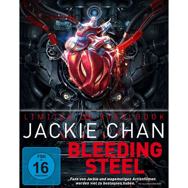 Leo Zhang - Bleeding Steel (Ltd.Spec.Ed.)