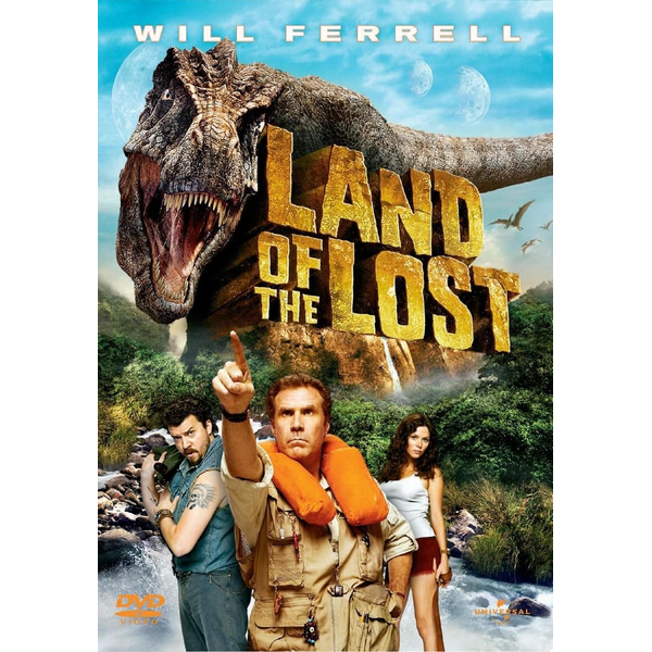 Will Ferrell, Anna Friel - LAND OF THE LOST