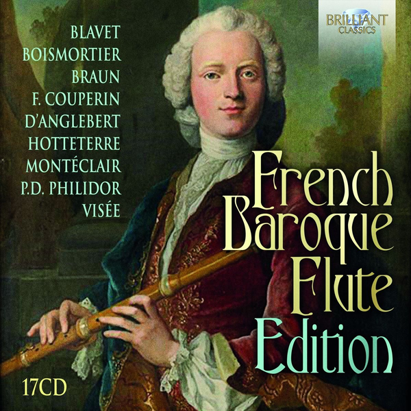 Various - French Baroque Flute Edition