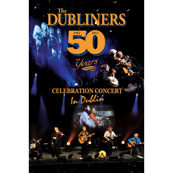 Dubliners,The - 50 Years DVD