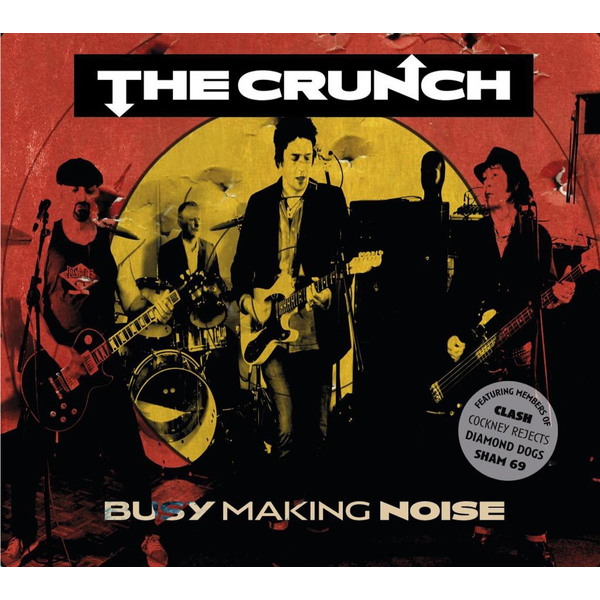 Crunch,The - Busy Making Noise