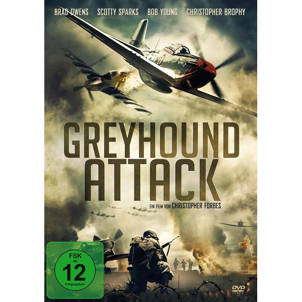 Christopher Forbes - Greyhound Attack