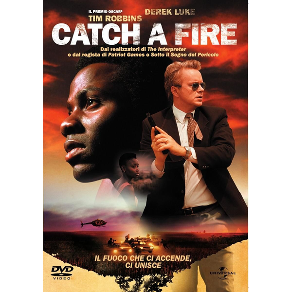 DVD S - Catch A Fire        DVD S/T It