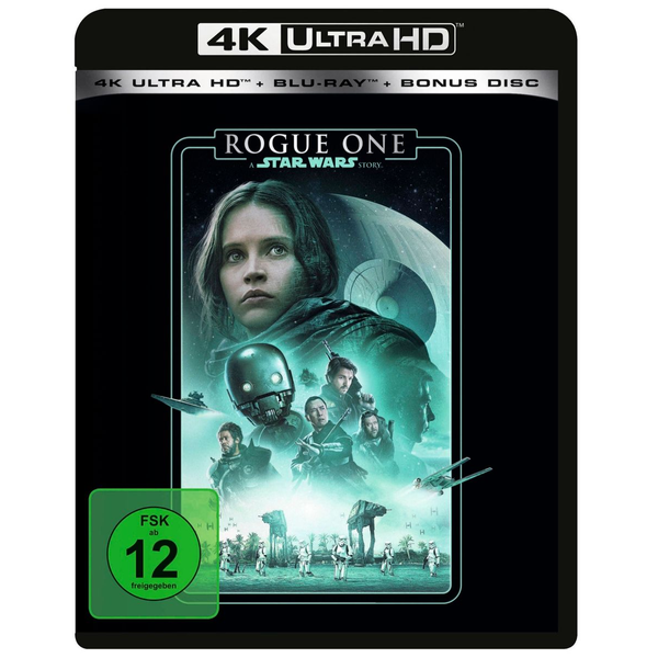Edwards, Gareth - Rogue One - A Star Wars Story 4K (Line Look 2020)