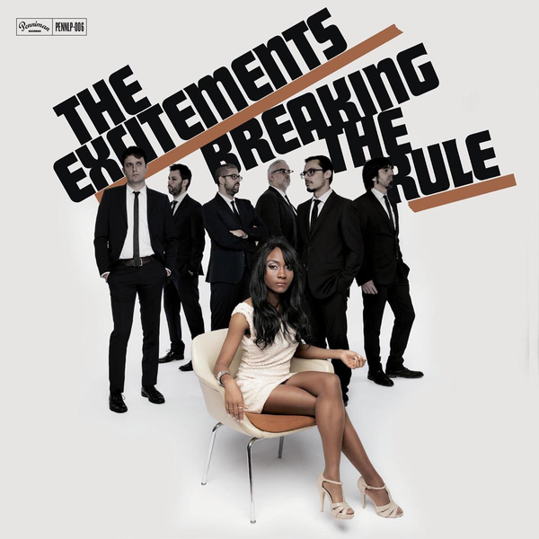 Excitements,The - Breaking the Rule