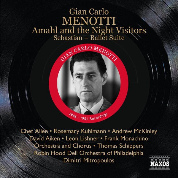 Mitropoulos - Amahl And The Night Visitors