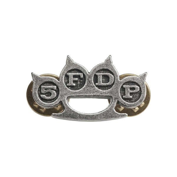 Five Finger Death Punch - Knuckle Duster (Pin Badge)