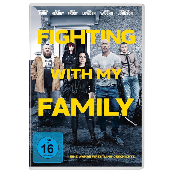 Stephen Merchant - Fighting With My Family