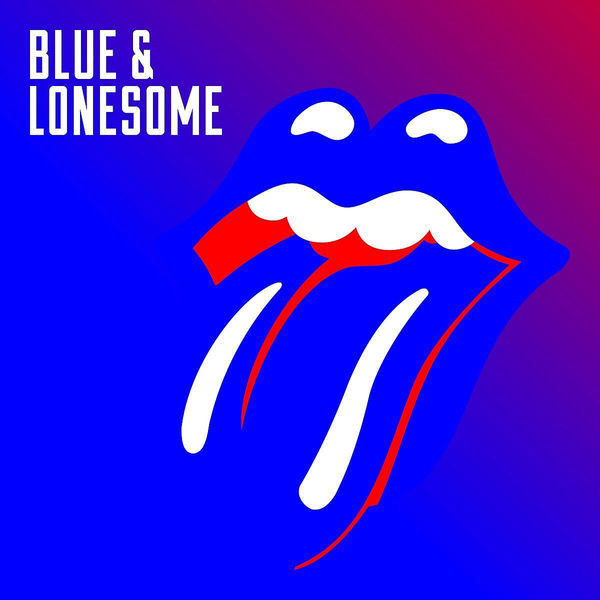 Rolling Stones,The - Universal Music The Rolling Stones - Blue & Lonesome, CD Rock