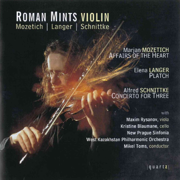 Mints,Roman - Affairs of the Heart/Platch/Concerto for Three