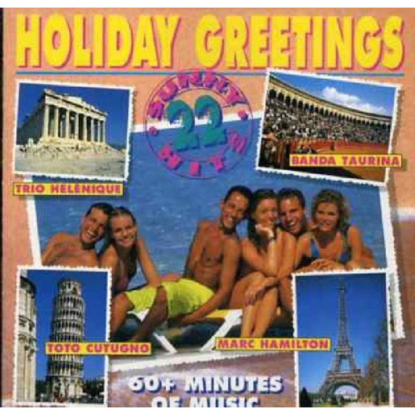 Various - Holiday Greetings-22 Tr-