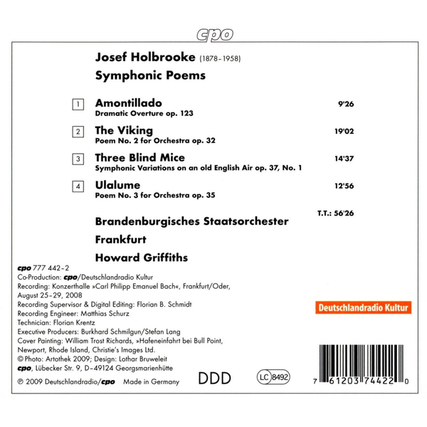 Various - Symphonic Poems