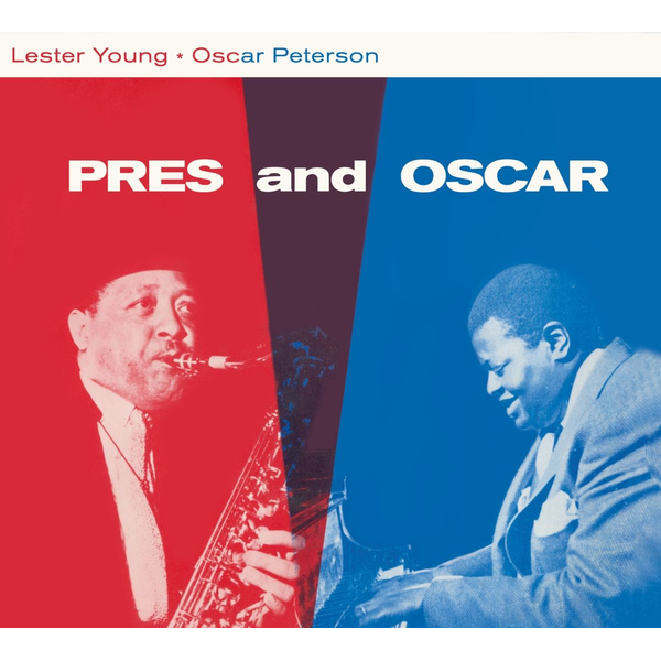 Young,Lester - Pres And Oscar-The Complete Session+2 Bonus TR