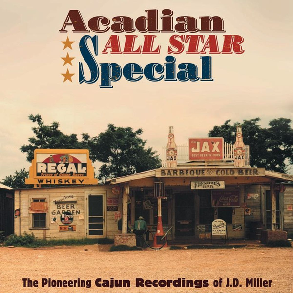 Nelson,Willie - Acadian All Star Special The Pioneering Cajun Rec