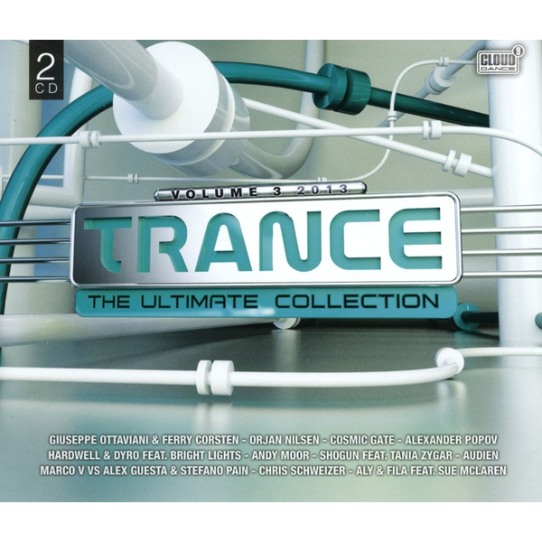 Various - Trance: The Ultimate Collection 2013, Vol. 3