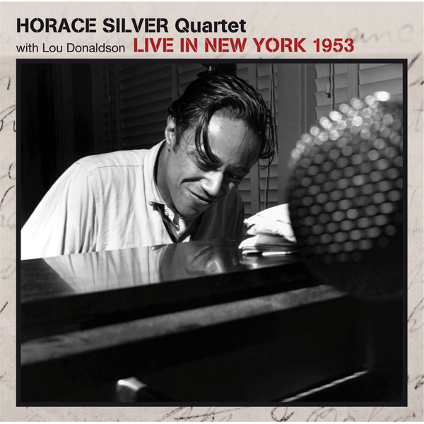 Silver,Horace Live In New York 1953