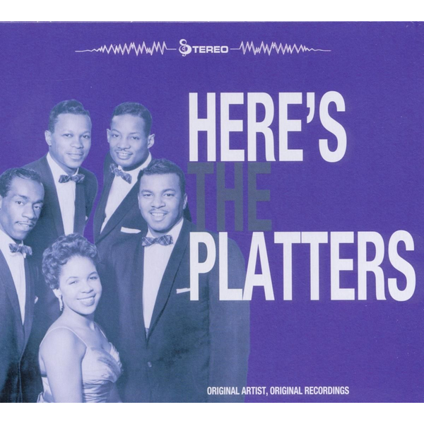 Platters,The - Here's