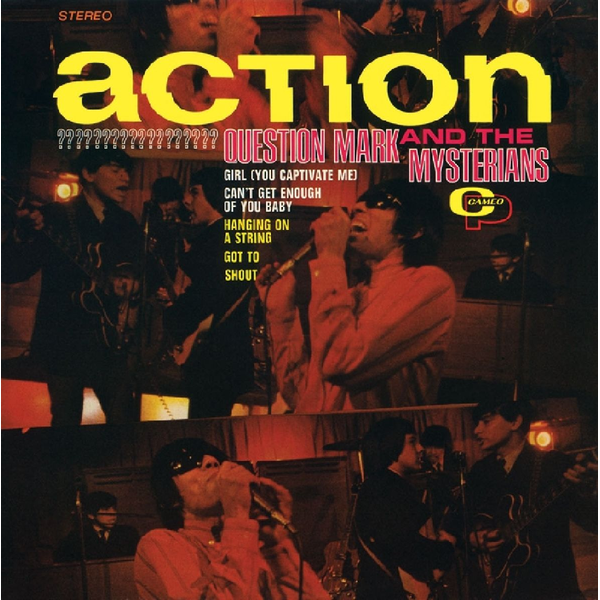 Question Mark - Action =Coloured=