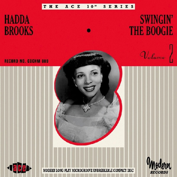 Brooks,Hadda - Swingin' The Boogie