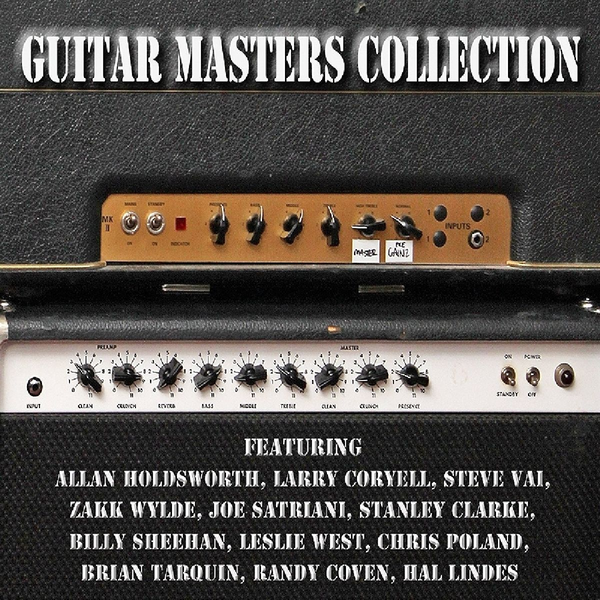 Various Guitar Masters Collection