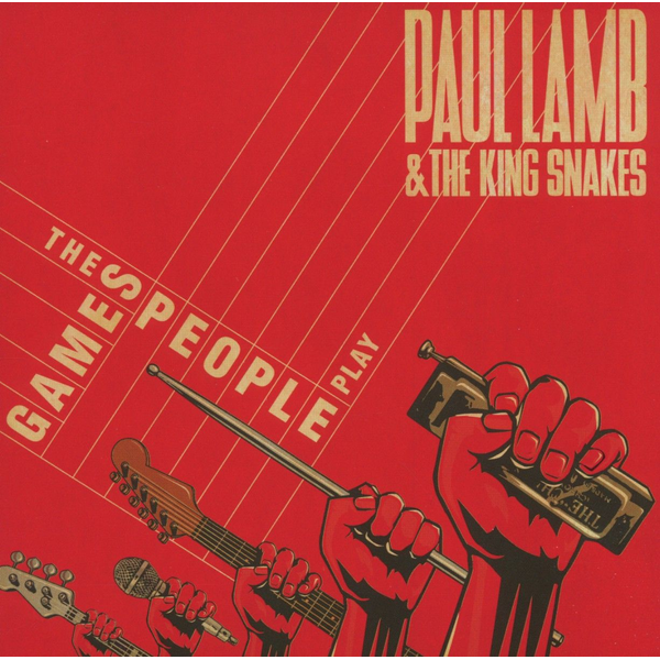 Lamb,Paul - Games People Play
