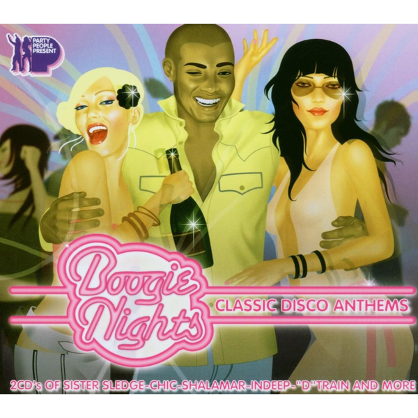 Various - Boogie Nights: Classic Disco Anthems