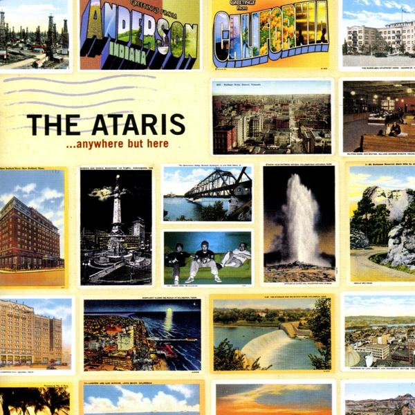Ataris,The - Anywhere But Here
