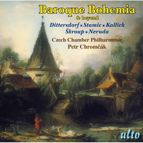 Chromcák - Baroque Bohemia & Beyond, Vol. 5