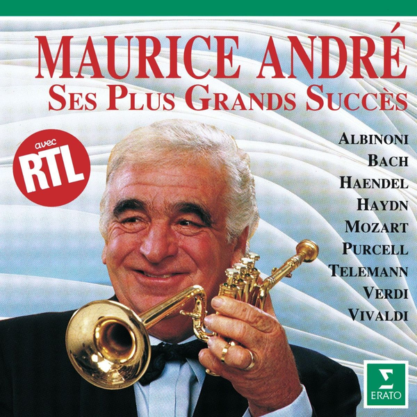 ANDRE,MAURICE - Warner Music Maurice André - Le Trompettist du Siecle, CD Classic